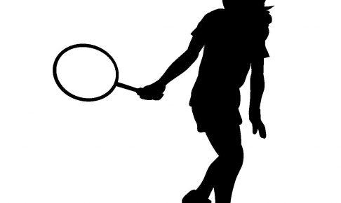 増永光男が教える!硬式テニスのバックハンドストロークの打ち方