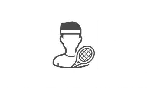 増永光男が教える!硬式テニスでフラットサーブの有効的な場面とは?